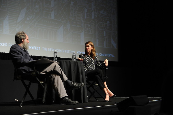 fcbbf0c5 Sofia Coppola and Richard Brody Photos - 7 of 13. The 2017 New Yorker ...