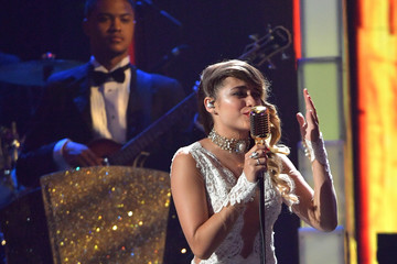 Sofia Reyes Univision's 13th Edition Of Premios Juventud Youth Awards - Show