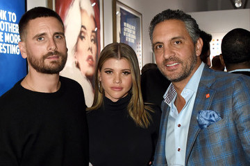 Sofia Richie The VIP Opening Of Maddox Gallery With Inaugural Exhibition 'Best Of British'