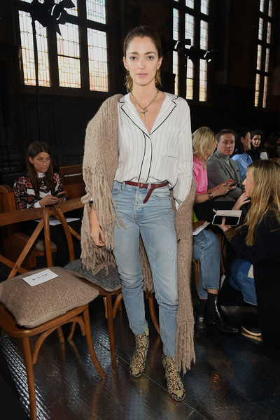 Gabriela Hearst - Front Row - February 2017 - New York Fashion Week