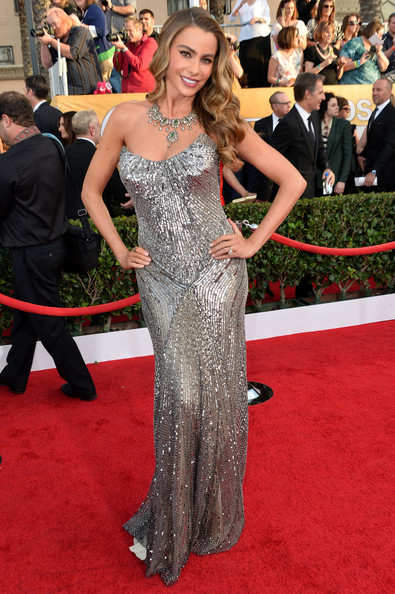 Sofia Vergara - 20th Annual Screen Actors Guild Awards - Red Carpet