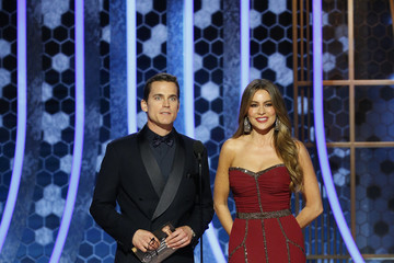 Sofia Vergara NBC's '77th Annual Golden Globe Awards' - Show