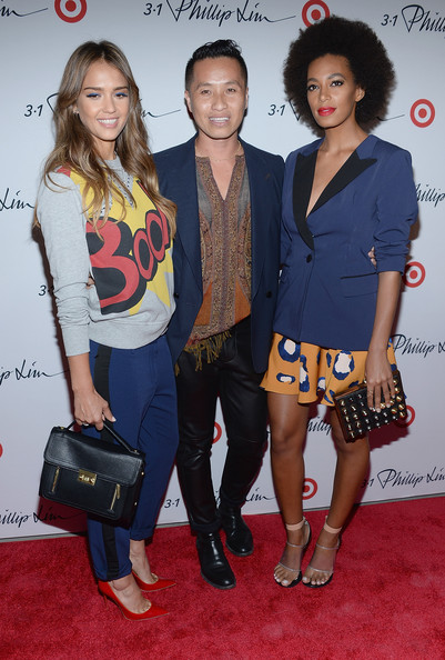 Solange Knowles - 3.1 Phillip Lim for Target Launch Event