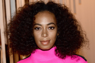 Solange Knowles Milly By Michelle Smith - Front Row - Spring 2016 New York Fashion Week