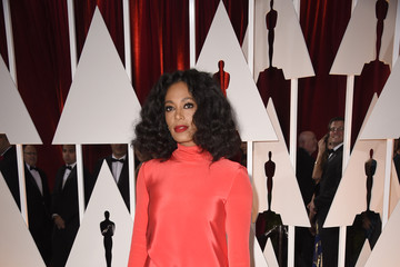 Solange Knowles Arrivals at the 87th Annual Academy Awards — Part 3
