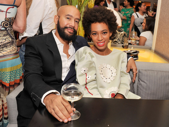 Solange Knowles - 'Blue Jasmine' Afterparty in NYC