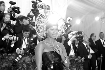 Solange Knowles Heavenly Bodies: Fashion & The Catholic Imagination Costume Institute Gala - Arrivals