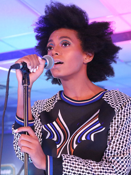Solange Knowles - vitaminwater And The FADER Present uncapped With Solange Knowles