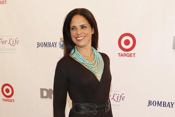 Soledad O'Brien 15th Annual Art For Life Gala Hosted by Russell and Danny Simmons - Arrivals