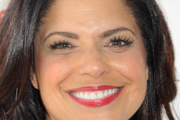 Soledad O'Brien Global Citizen 2015 Earth Day On National Mall To End Extreme Poverty And Solve Climate Change - Backstage & VIP Lounge