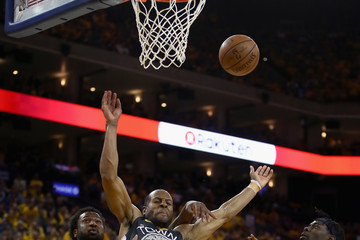 Solomon Hill New Orleans Pelicans vs. Golden State Warriors - Game Two