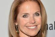 Journalist Katie Couric attends the Somaly Mam Foundation Gala