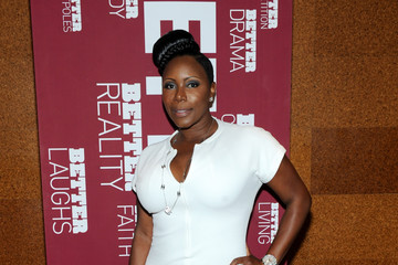 Sommore Celebs at BET Networks New York Upfront