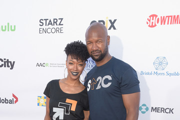 Sonequa Martin-Green Stand Up To Cancer Marks 10 Years Of Impact In Cancer Research At Biennial Telecast - Arrivals