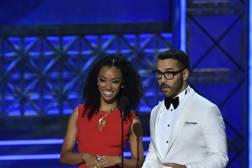 Sonequa Martin-Green 69th Annual Primetime Emmy Awards - Show