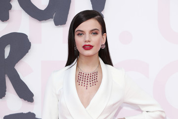Sonia Ben Ammar Red Carpet Arrivals - Fashion For Relief Cannes 2018
