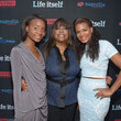 Sonia Evans 'Life Itself' Premieres in Hollywood