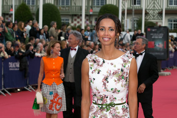 Sonia Rolland Opening Ceremony - 41st Deauville American Film Festival