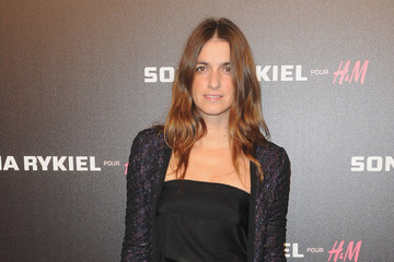 Johanna Preiss Sonia Rykiel & H&M Underwear Collection Launch - Party in Le Grand Palais