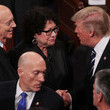 Sonia Sotomayor Donald Trump Delivers Address to Joint Session of Congress