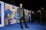 "Jim Carrey attends a ""Sonic The Hedgehog"" Special Screening at the Regency Village Theatre on February 12, 2020 in Westwood, California."