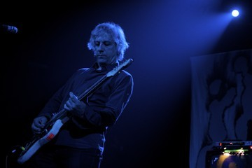 Lee Ranaldo Sonic Youth Performs in Concert in Madrid