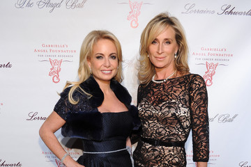Sonja Morgan Arrivals at the Angel Ball in NYC