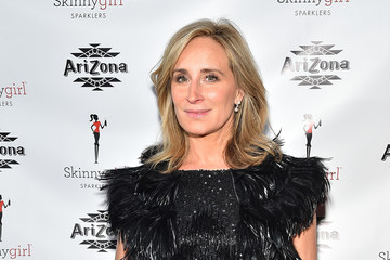 Sonja Morgan Bethenny Frankel Teams Up with Arizona