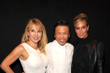 Sonja Morgan Zang Toi - Front Row - Mercedes-Benz Fashion Week Spring 2015