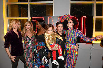 Sonja Morgan Susanne Bartsch David Barton's Toy Drive At TMPL West Village