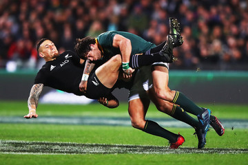 Sonny Bill Williams New Zealand v South Africa - The Rugby Championship