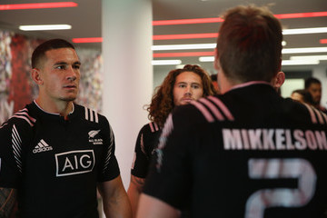 Sonny Bill Williams HSBC London Sevens - Day One