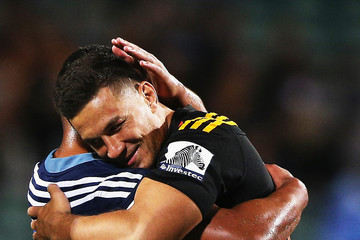 Sonny Bill Williams Super Rugby Rd 1 - Blues v Chiefs