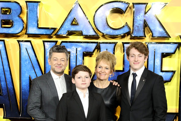 Sonny Serkis 'Black Panther' European Premiere - Red Carpet Arrivals