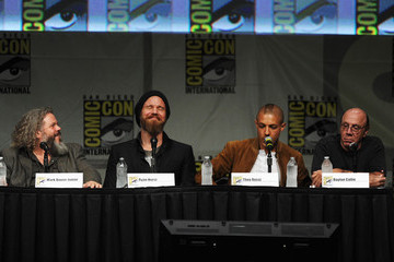 """Theo Rossi Dayton Callie """"Sons Of Anarchy"""" Panel - Comic-Con International 2012"""