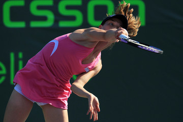 Ashley Harkleroad Sony Ericsson Open Preview
