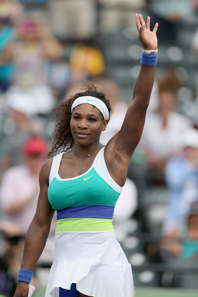 serena williams photos photos sony open tennis day 8