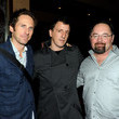 "Jeff Cronenweth Sony Pictures Home Entertainment's ""The Social Network"" Blu-ray & DVD Launch Event - Inside"