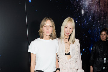 Soo Joo Park Zadig & Voltaire - Backstage - February 2018 - New York Fashion Week