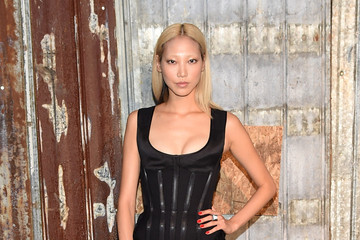 Soo Joo Givenchy - Arrivals - Spring 2016 New York Fashion Week