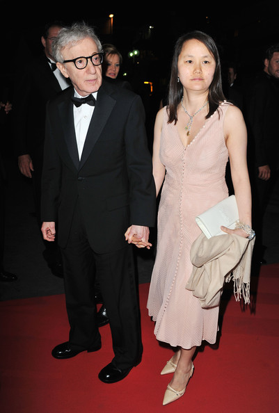 woody allen and wife soon-yi previn. Woody+allen+and+wife+soon+yi+previn