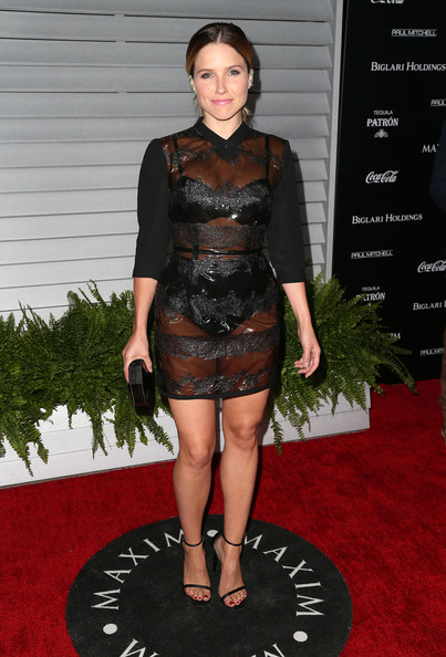 Sophia Bush Sophia Bush Photos Arrivals At The Maxim Hot 100 Event Part 2 Zimbio