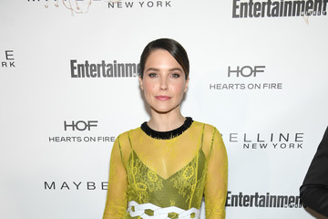 Sophia Bush Entertainment Weekly Celebrates Screen Actors Guild Award Nominees at Chateau Marmont Sponsored by Maybelline New York - Arrivals