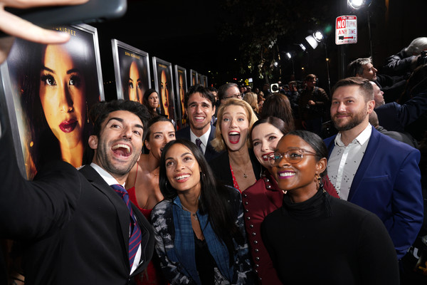 Premiere Of Columbia Pictures' 'Miss Bala' - Red Carpet