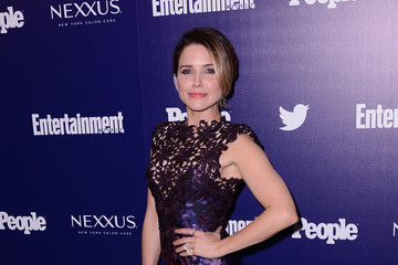 Sophia Bush 'Entertainment Weekly' and 'People' Celebrate The New York Upfronts - Arrivals