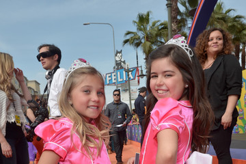 Sophia Grace Brownlee Nickelodeon's 27th Annual Kids' Choice Awards - Red Carpet