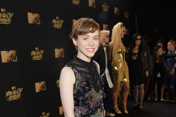 Sophia Lillis 2017 MTV Movie and TV Awards - Red Carpet