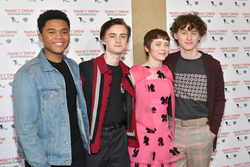 Sophia Lillis World Premiere Of 'Nancy Drew And The Hidden Staircase' - Arrivals