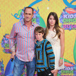 Sophia Meloni Nickelodeon's 27th Annual Kids' Choice Awards - Arrivals