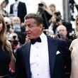Sophia Rose Stallone Closing Ceremony Red Carpet - The 72nd Annual Cannes Film Festival